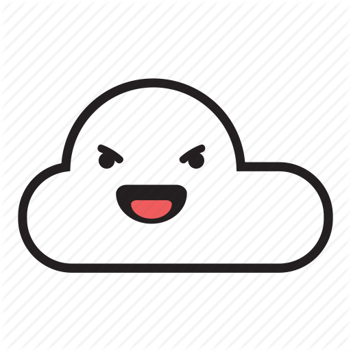 512x512 Collection Of Free Clouded Clipart Monsoon Season Download On Ui Ex