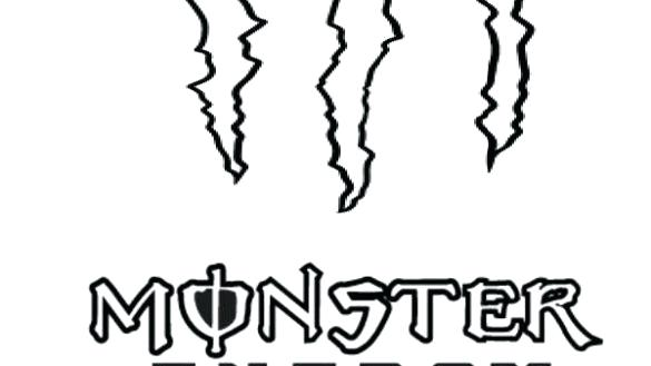 585x329 monster energy drink coloring pages pin monster energy clipart