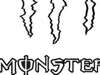 320x240 monster drink coloring pages monster energy drink coloring pages