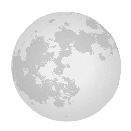 256x256 Drawing Details Moon Transparent Png Clipart Free Download