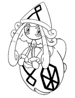 154x200 Pokemon Moon Coloring Pages With Coloring Pages Pokemon Sun