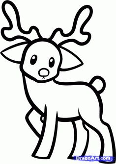 236x335 animals how to draw a moose for kids moose moose