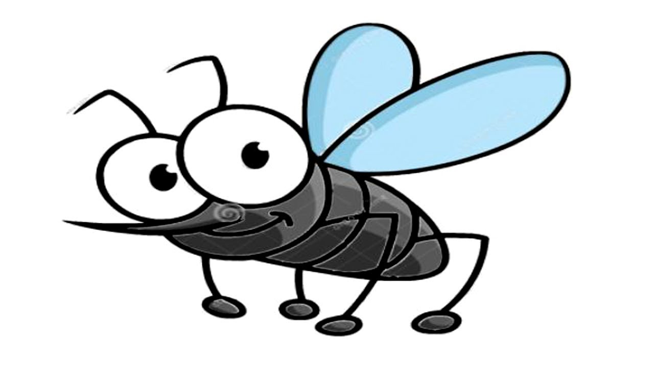 1280x720 coloring pages how to draw mosquito meme mosquito cartoon