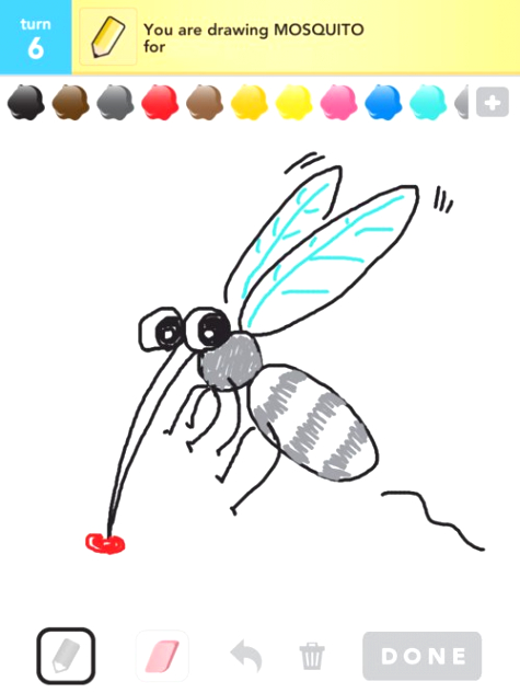 475x633 how to draw a mosquito dans mosquito drawing quick draw for free
