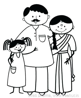 336x409 father and daughter coloring pages mother daughter coloring pages