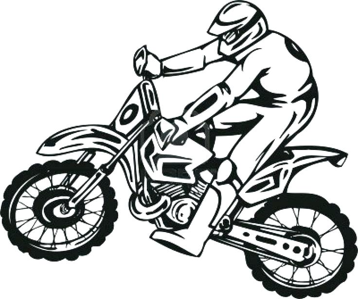 736x616 dirt bike color pages dirt bike coloring pages how to make a dirt