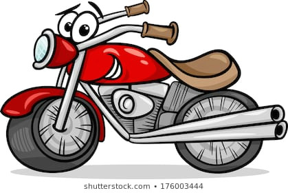 419x280 Drawing A Cartoon Motorcycle Troller Us