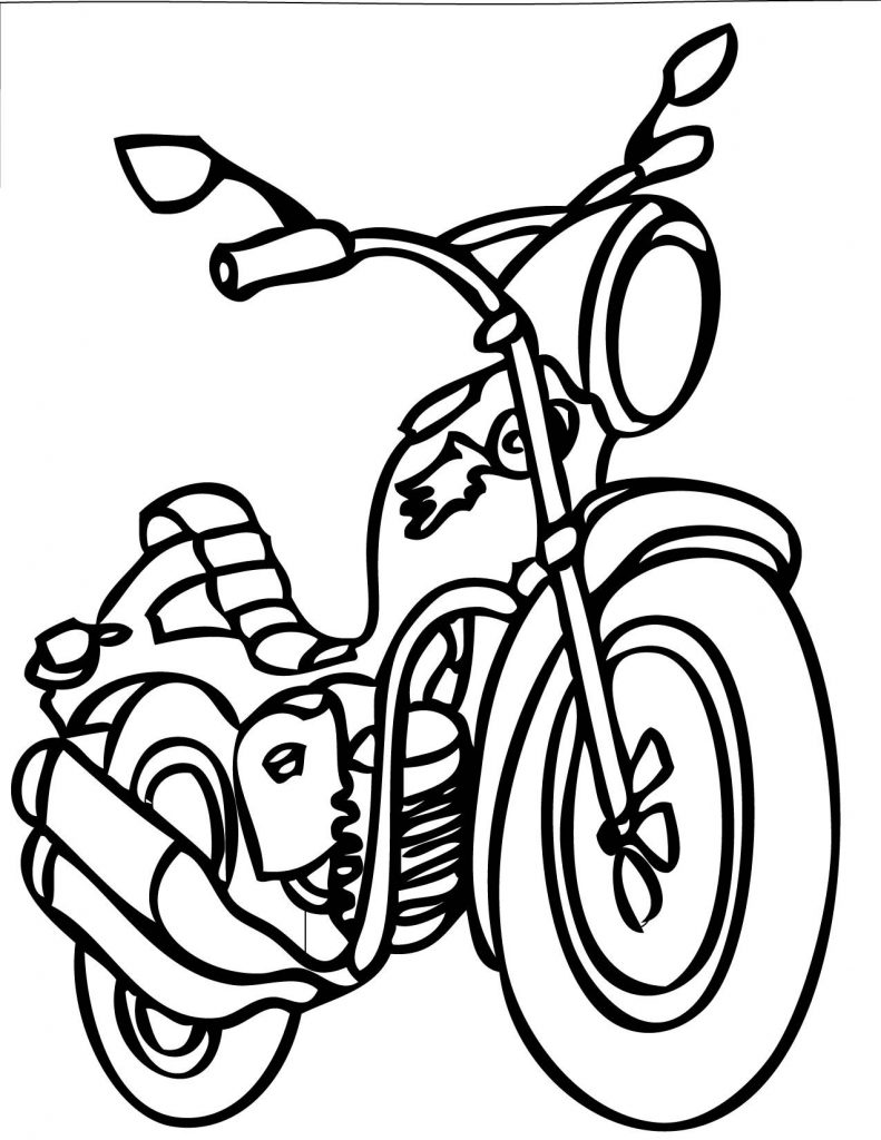 791x1024 Motorcycle Drawing Refrence Ways To Draw A Motorcycle Wikihow