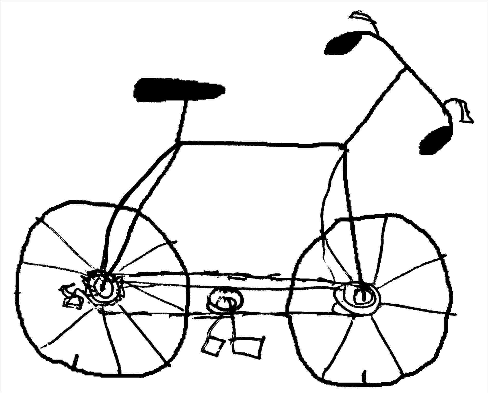 1899x1529 Easy Motorcycle Drawing For Kids