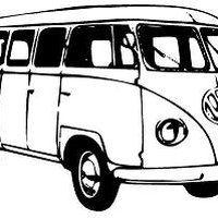 200x200 van vw bus, vw camper, camper van