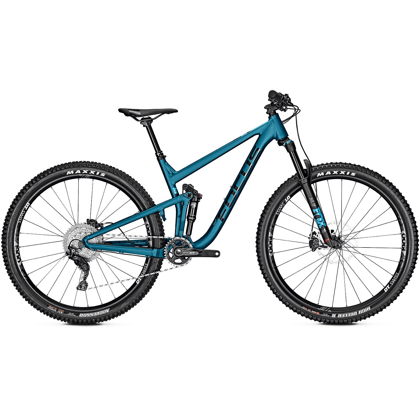 1354x1354 Focus Jam Nine Mountainbike