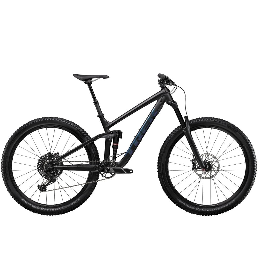 1000x1000 Buy Trek Slash Mountain Bike, Matte Trek Black
