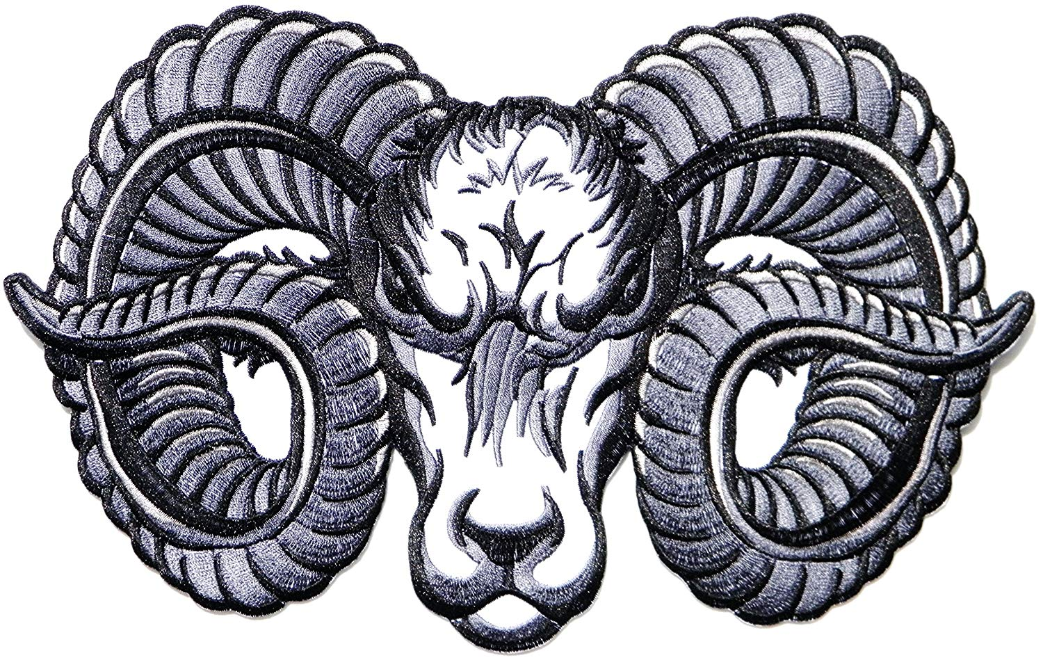 Mountain Goat Head Drawing