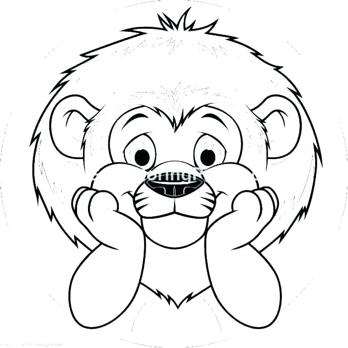 700x700 mountain lion coloring pages lion coloring pages mountain drawing