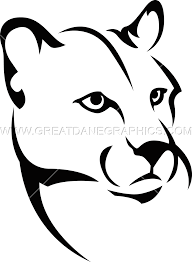 192x262 image result for mountain lion drawings leather lion drawing