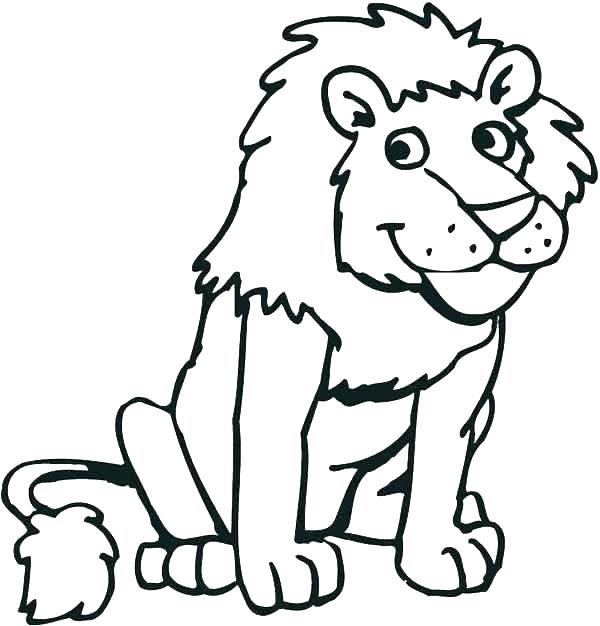 600x626 mountain lion coloring pictures mountain lion ng