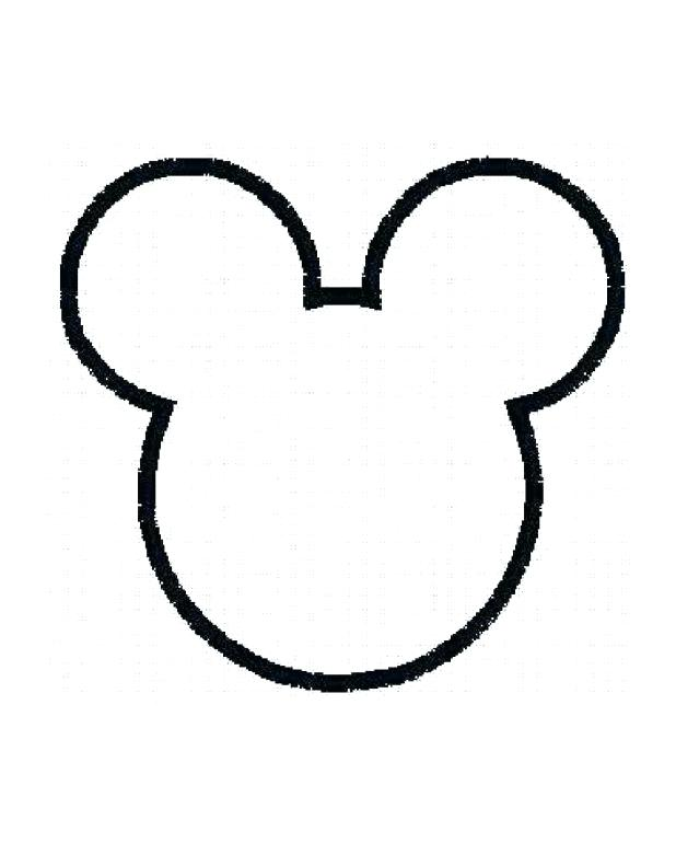 618x781 mickey mouse outline mickey mouse pictures outline mickey mouse