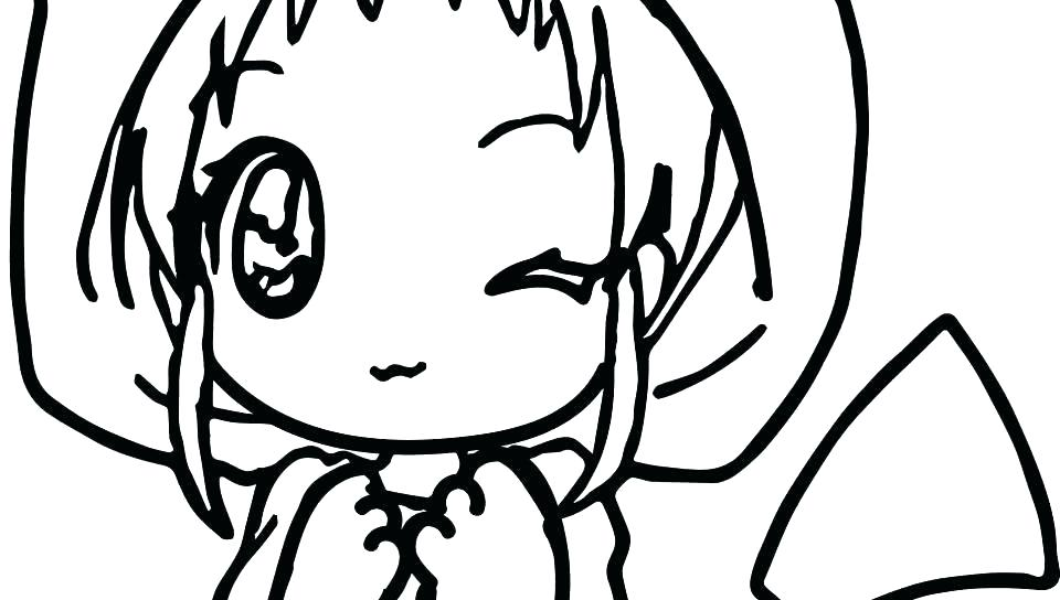 960x544 How To Draw Easy Anime Girl