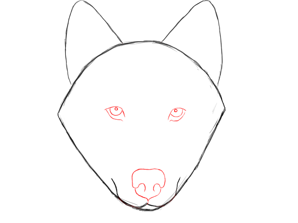 1024x768 Drawing Easy Nose How To Draw Noses And Mouths Manga University