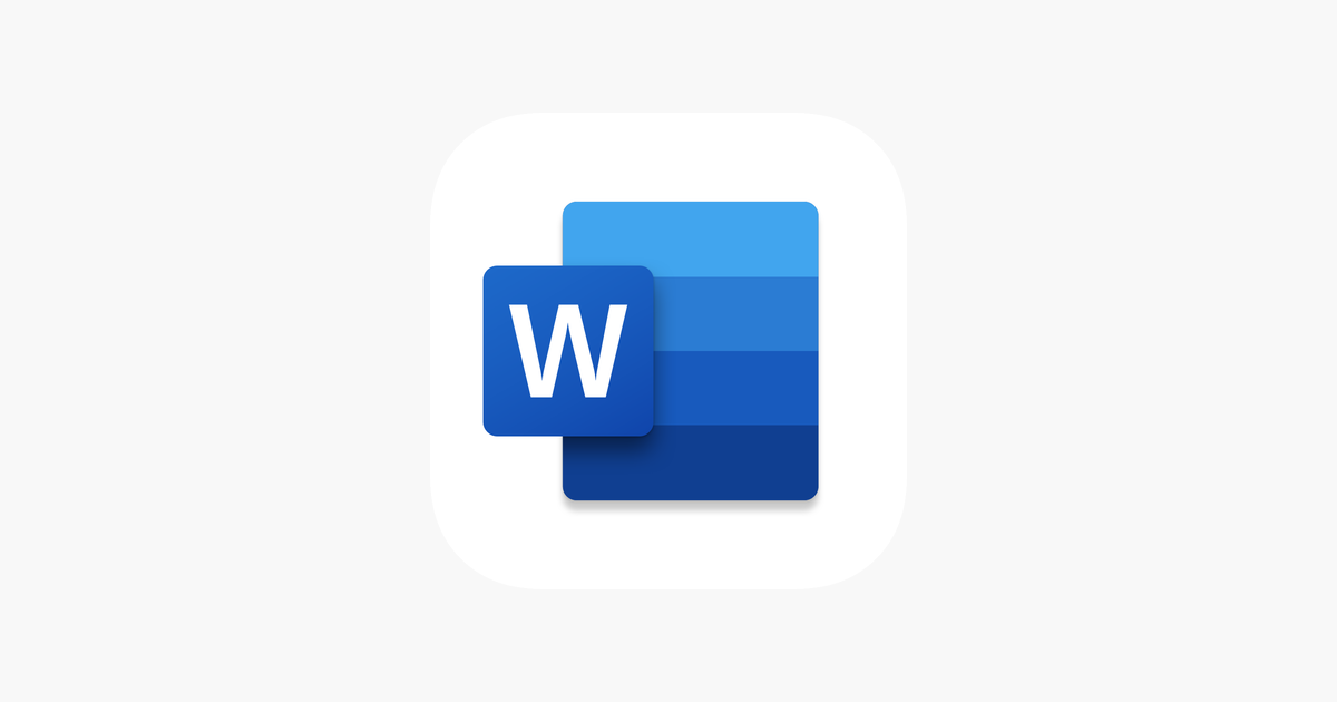1200x630 Microsoft Word On The App Store
