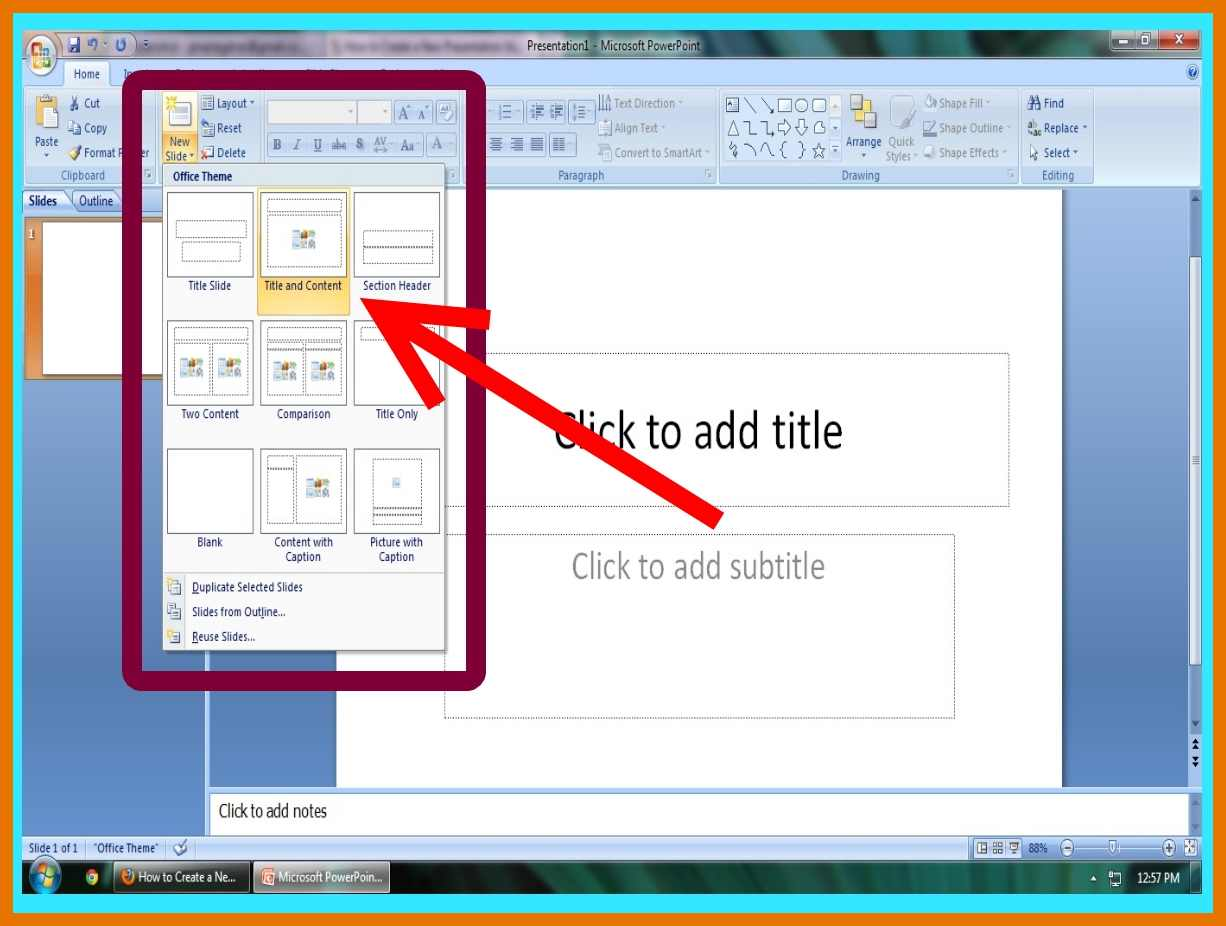 1226x926 Ms Office Powerpoint Template