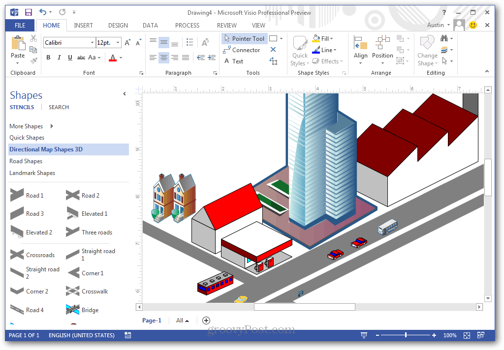 1024x712 What Is Microsoft Visio And What Does It Do Groovypost