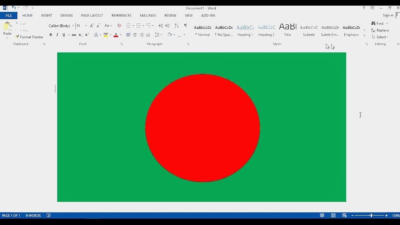 1280x720 how to draw in microsoft word how to draw a flag in microsoft