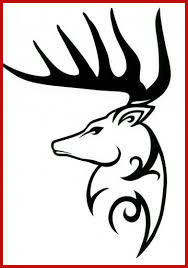 188x268 Deer Drawing How Draw Deer Antlers How To Draw