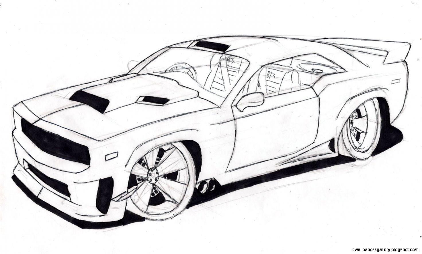 1472x886 Cool Cars To Draw Wallpapers Gallery
