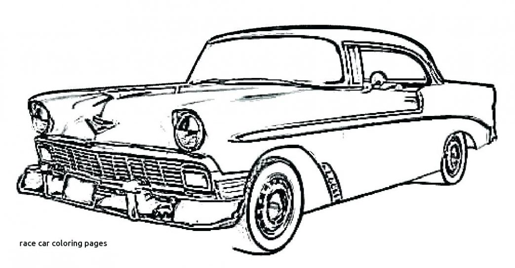 1043x543 How To Draw Classic Car Coloring Pages For Adults Free Printable