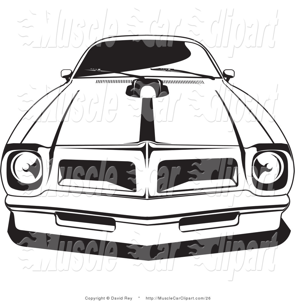 1024x1044 Muscle Car Clipart Image Group