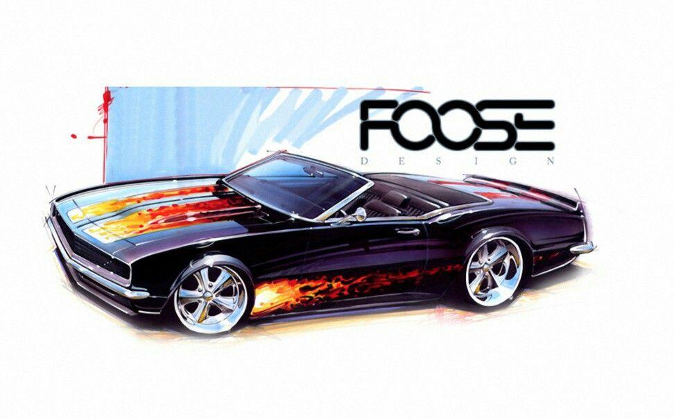 972x605 Car Art Chip Foose, Chips