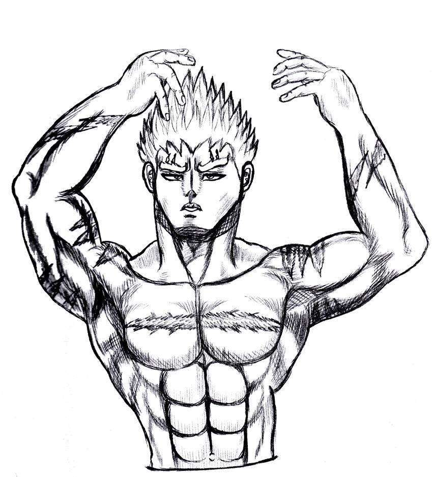 853x937 Sin's Upper Body Muscles