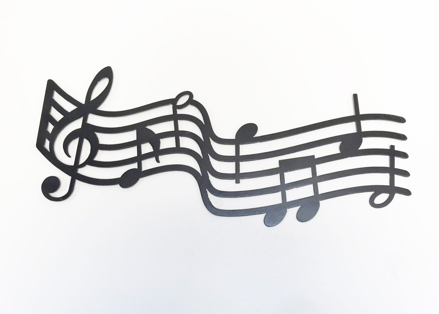 1500x1073 music notes staff wall decor metal music notes staff wall