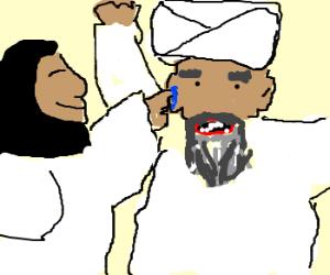 300x250 muslim girl pranks bin laden for years