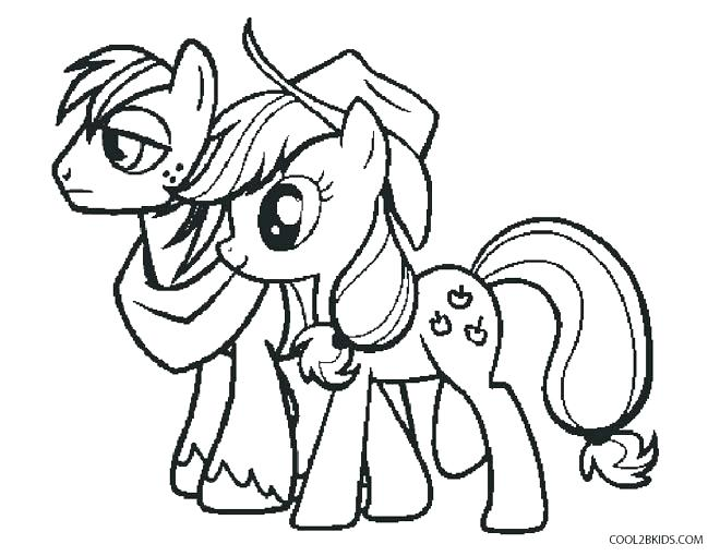 660x510 Free Coloring Pages My Little Pony My Little Pony Drawing Pinkie