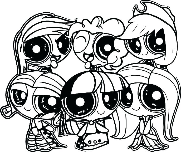 687x577 My Little Pony Equestria Girl Coloring Pages Games How To Draw