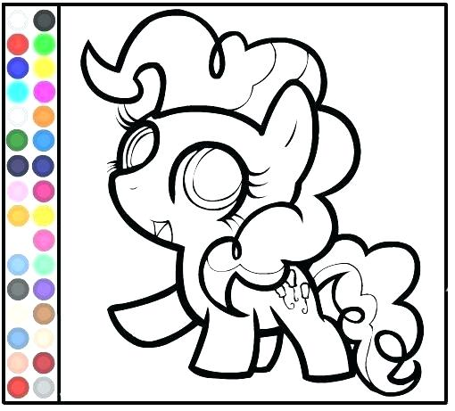 510x461 My Little Pony Painting Games