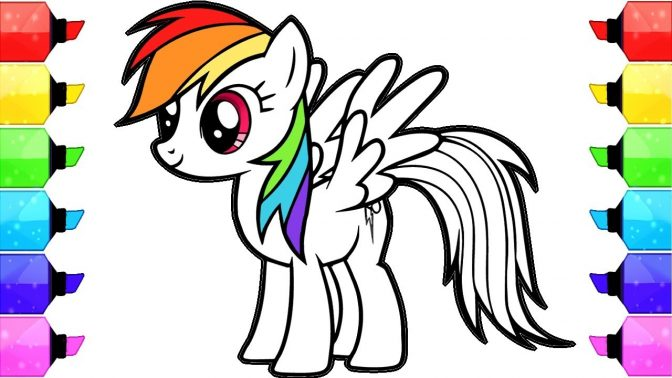 672x378 Coloring Pages Outstanding My Little Pony Coloring Book Games