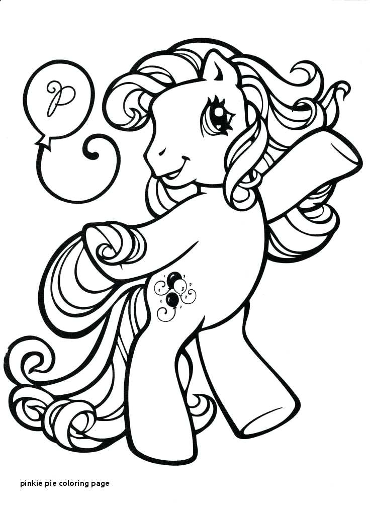 736x1010 Pinky Pie Coloring Pages Pinkie Pie Coloring Pages Baby My Little