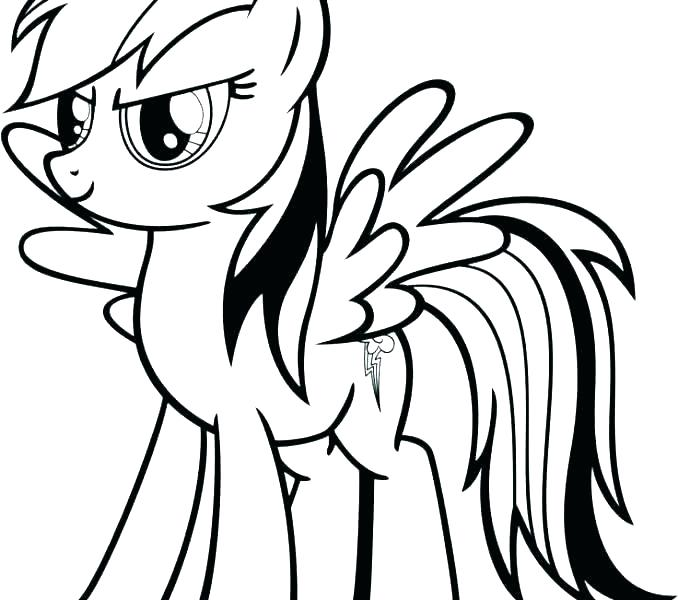 678x600 My Little Pony Friendship Magic Coloring Pages Online Games Book M