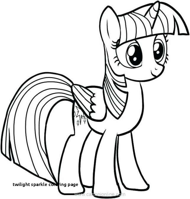 My Little Pony Twilight Sparkle Drawing Free Download On Clipartmag