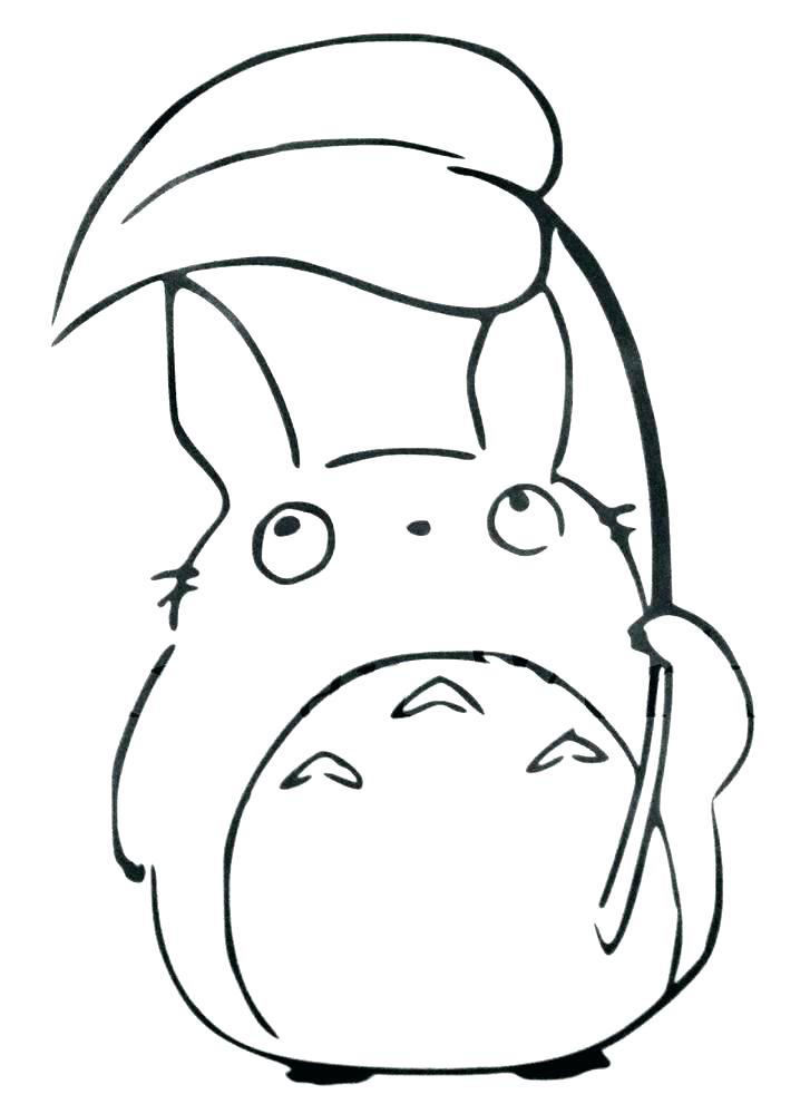 My Neighbor Totoro Drawing | Free download on ClipArtMag