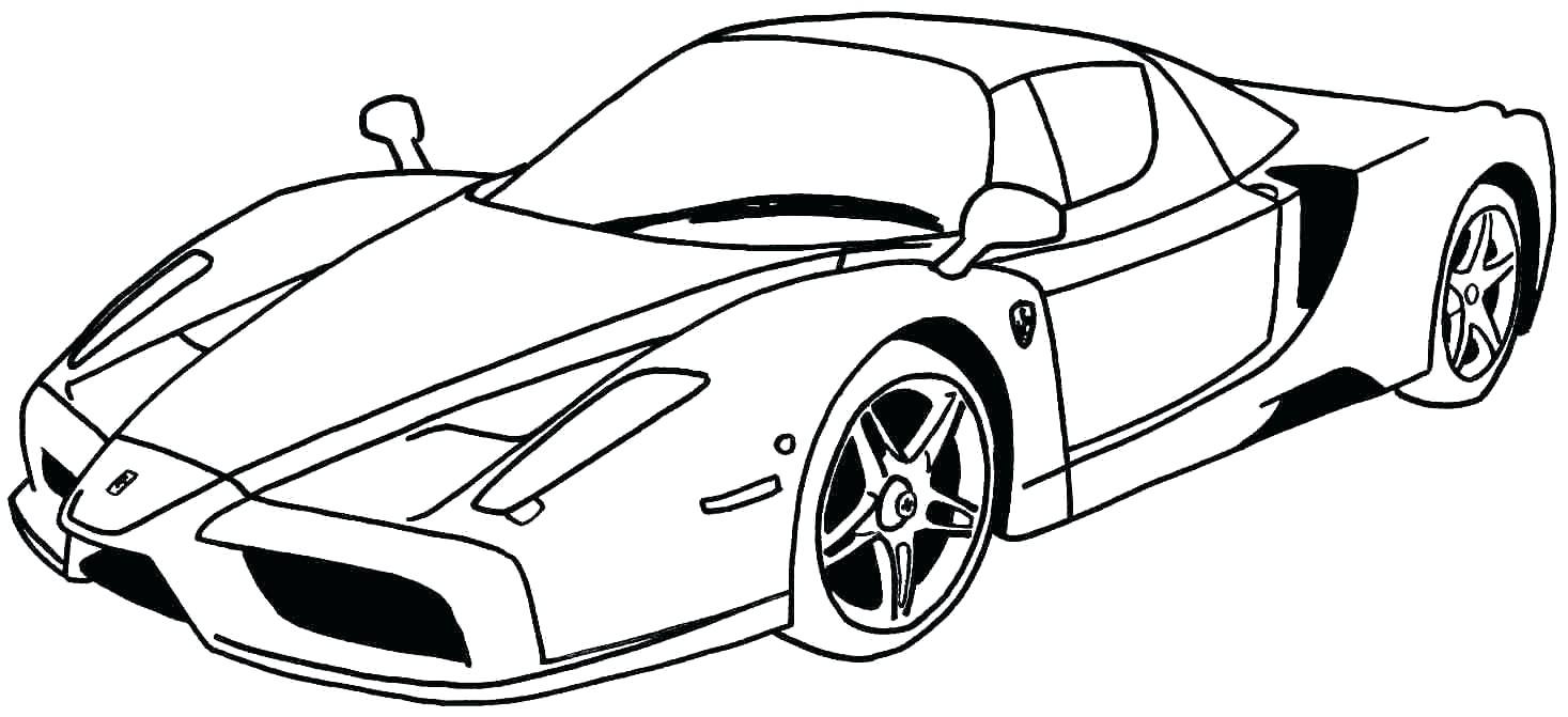 1467x671 High Tech Racecar Coloring