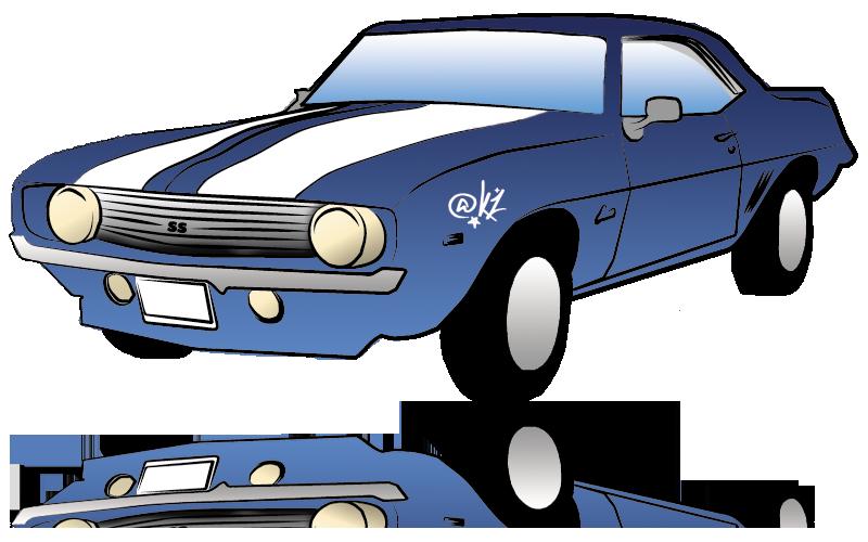 800x500 Nascar Vector Camaro Transparent Png Clipart Free Download