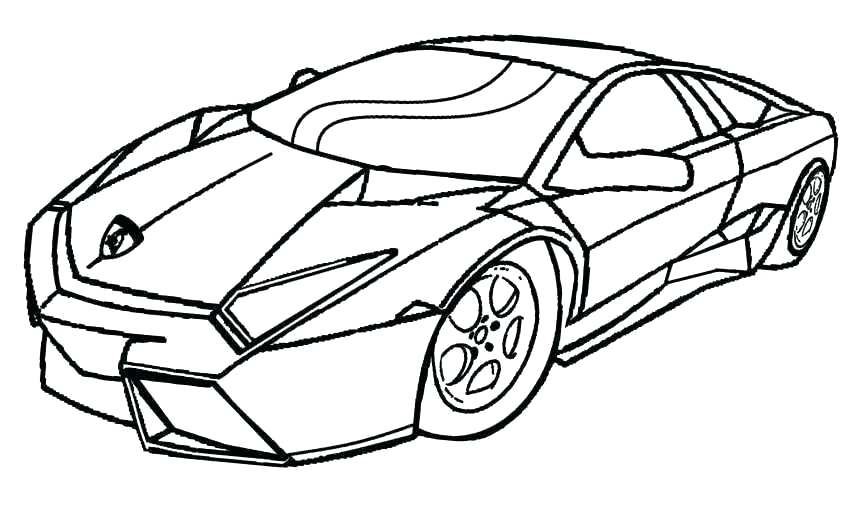 850x517 Race Car Coloring Pages Free Printable Book Nascar Youii