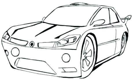 460x279 Race Car Coloring Pages To Print Free Printable Colouring Drag Es