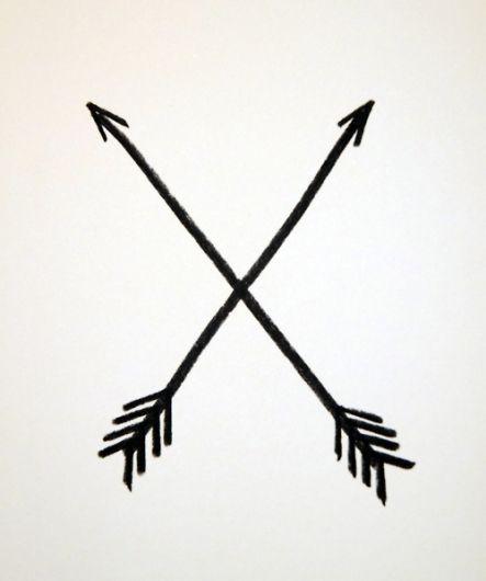 443x530 arrows design tattoos, arrow tattoos, friendship tattoos