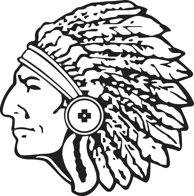 736x745 Indian Chief Clipart Doha Mokdad