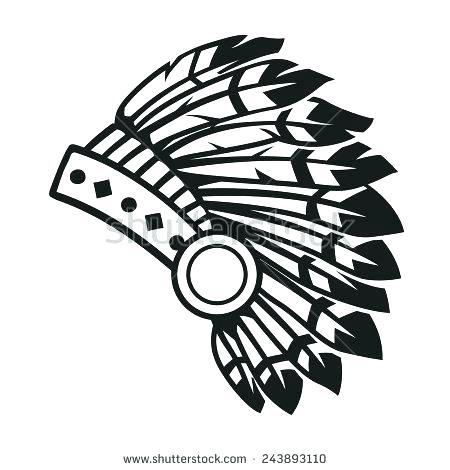 450x470 indian chief headdress chief headdress native skull headdress how